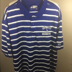 c80692af Genuine Merchandise Shirts | Nwtca Angels Collared Shirt Large ...